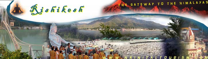 Rishikesh - The world capital of Yoga