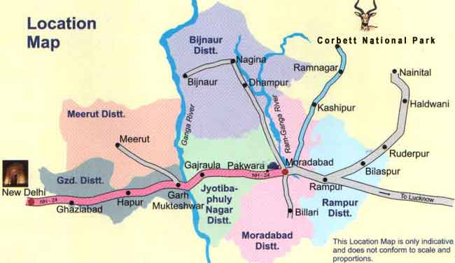 A Route Map to Rampur District