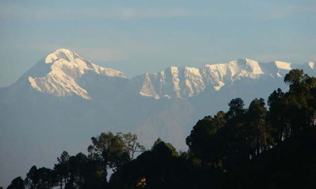 Jalna :- is the perfect place to feel you can almost touch the snowy Himalayas