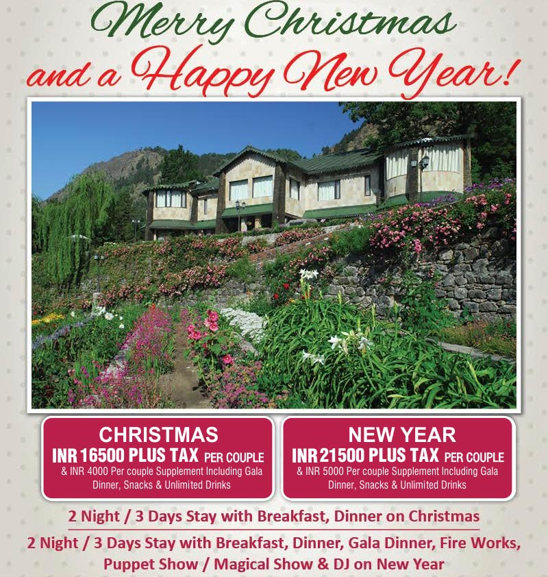 New Year's Eve Celebration Package for Nainital  2016