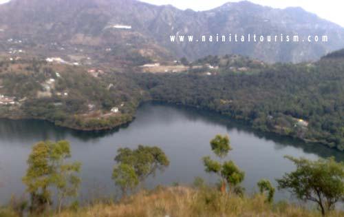 Naukuchiatal  :- Nine Cornered Lake