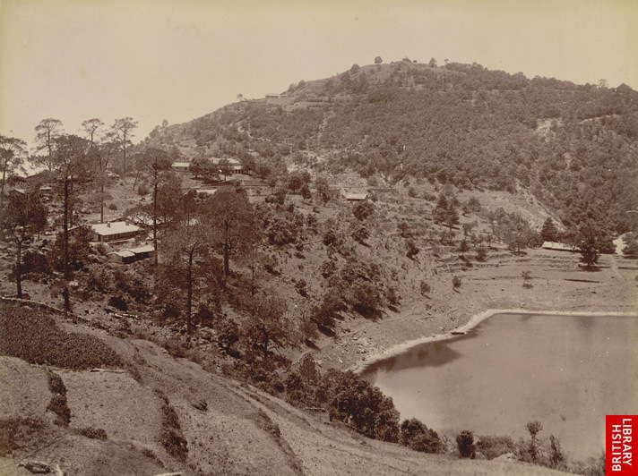 NAINITAL TOURISM : KHURPATAL OLD  PICTURE GALLERY
