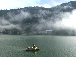 Nainital Weather - Monsoon