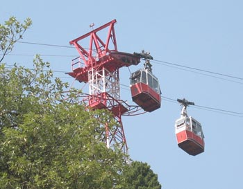 The Cable Car/Ropeway