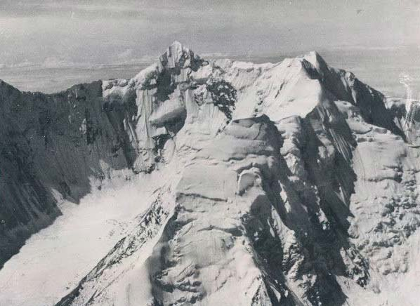 Nanda Devi - Second Highest Mountain in India - 1936