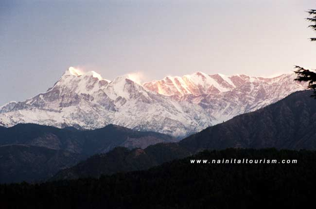 NAINITAL TOURISM : HIMALAYAS PICTURE GALLERY