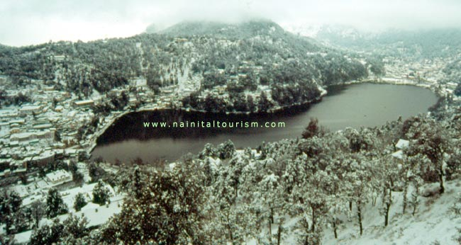 Nainital - The Lake District of India - A Honeymooners Paradise
