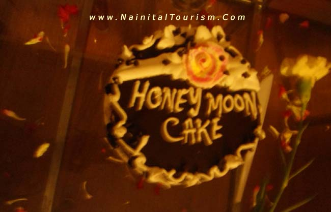 Honey Moon Cake