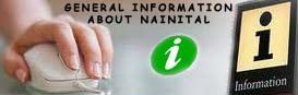 GENERAL INFORAMATION ABOUT NAINITAL
