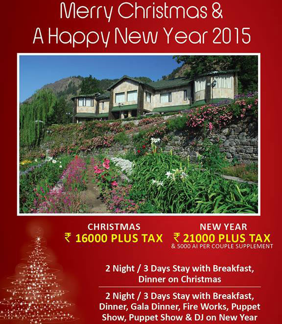 New Year's Eve Celebration Package for Nainital