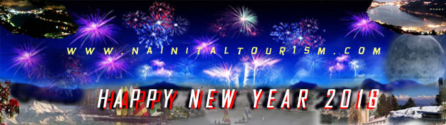 Nainital Tourism Wishes You A Very Happy New Year 2016