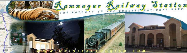 Ramnagar Railway Station :- The Gateway to the Corbett National Park