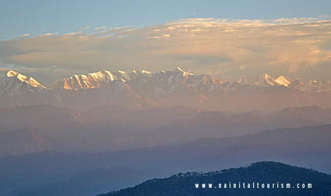 Kausani the Honeymooner's Destination