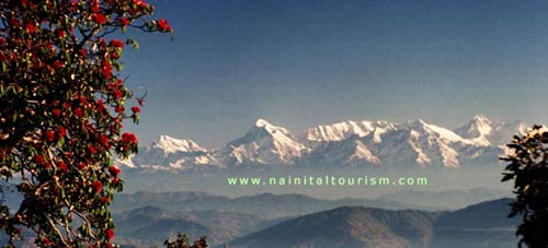 IEW POINT - HIMALAYAN DARSHAN - HIMALAYAN VIEW POINT