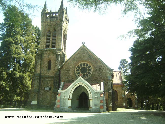 St John-In-The-Wilderness Church - Mallital (Shukhatal)