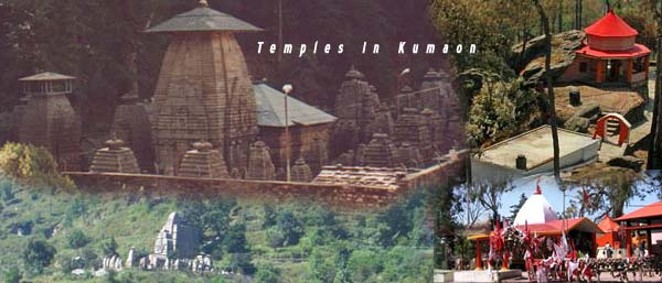 Temples In Kumaon