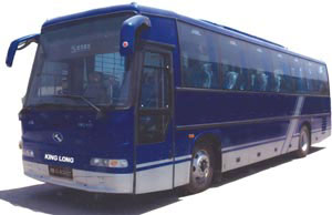 Volvo - King Long Bus for Nainital